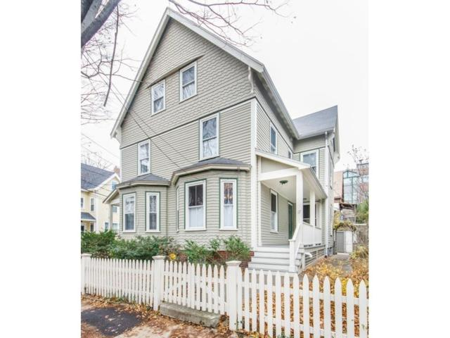 17 Cottage Avenue #1, Somerville, MA 02144 (MLS #72263648) :: Driggin Realty Group