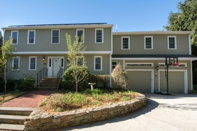 18 Riverview Dr, Cohasset, MA 02025 (MLS #72264277) :: Driggin Realty Group