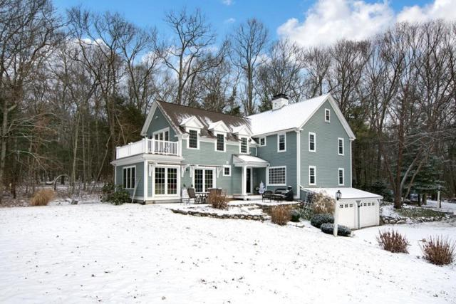 119 Pine, Norwell, MA 02061 (MLS #72264288) :: ALANTE Real Estate