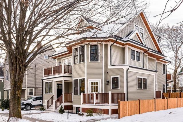 40 Thorndike Street #2, Brookline, MA 02446 (MLS #72264467) :: Driggin Realty Group