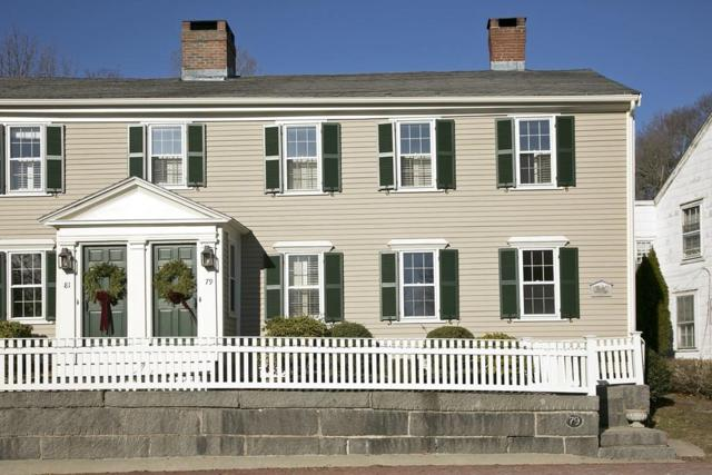 79 North Street #79, Hingham, MA 02043 (MLS #72264632) :: Anytime Realty