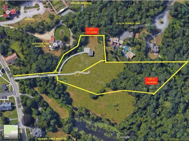 Lot 1 Hobart Meadows, Easton, MA 02356 (MLS #72267161) :: Driggin Realty Group