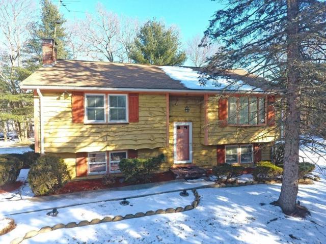 150 Mckeon Drive, North Attleboro, MA 02760 (MLS #72268574) :: Goodrich Residential