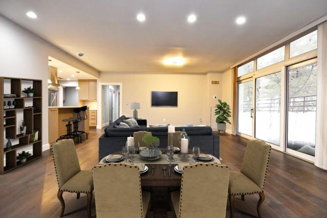 79 Florence Street #110, Newton, MA 02467 (MLS #72269700) :: Goodrich Residential
