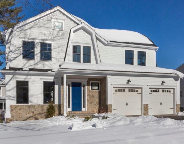 18 Stimson Avenue, Lexington, MA 02421 (MLS #72269734) :: Commonwealth Standard Realty Co.