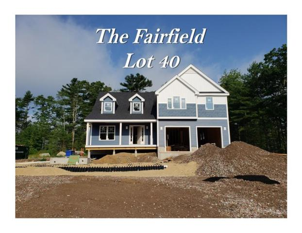 Lot 40 Waterford Circle--Under Const., Dighton, MA 02715 (MLS #72270372) :: Apple Country Team of Keller Williams Realty