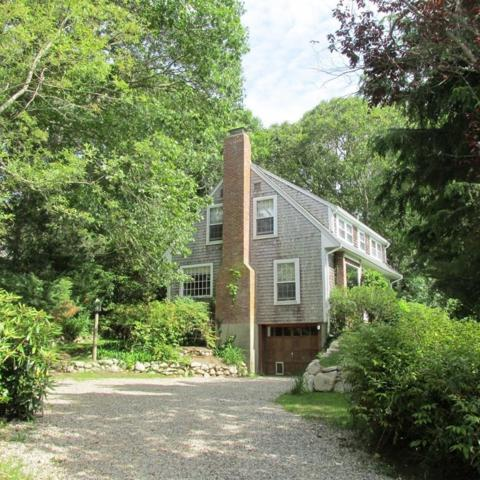 280 Sippewissett Rd, Falmouth, MA 02540 (MLS #72270750) :: The Goss Team at RE/MAX Properties