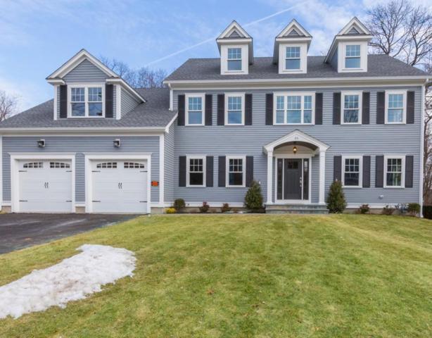 35 Rindge Avenue, Lexington, MA 02420 (MLS #72271136) :: Commonwealth Standard Realty Co.