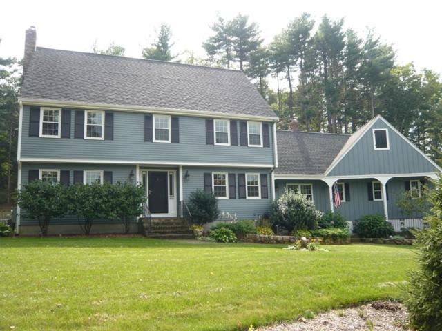 16 Knollwood Dr, Dover, MA 02030 (MLS #72274249) :: Driggin Realty Group