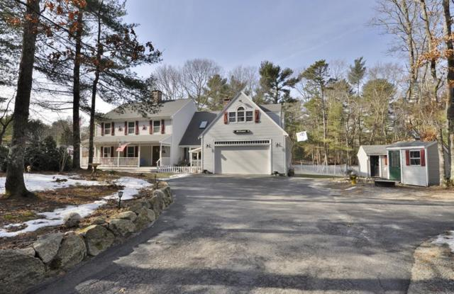 79 Boot Pond Road, Plymouth, MA 02360 (MLS #72276240) :: Goodrich Residential