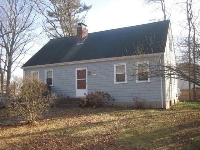 123 Alandale Ave, Brockton, MA 02301 (MLS #72276744) :: Goodrich Residential
