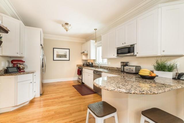87 Waban Park #87, Newton, MA 02458 (MLS #72276942) :: Goodrich Residential