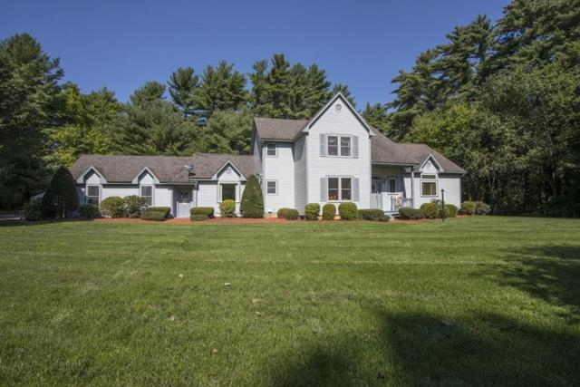 3 Carriage House Drive, Lakeville, MA 02347 (MLS #72276987) :: Driggin Realty Group