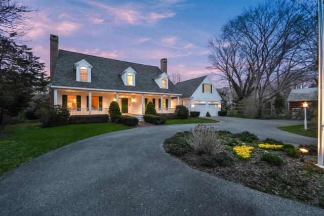 11 Green Meadow Ln, Falmouth, MA 02536 (MLS #72278094) :: ALANTE Real Estate