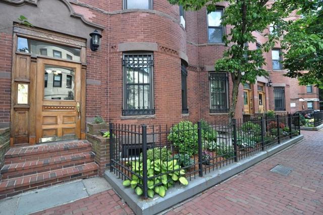 9 Albemarle St #2, Boston, MA 02115 (MLS #72278992) :: Driggin Realty Group