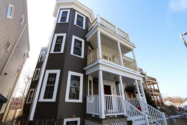 40 Wayland #1, Boston, MA 02125 (MLS #72279502) :: Goodrich Residential