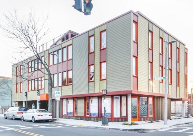719 Washington Street #303, Boston, MA 02124 (MLS #72280423) :: Hergenrother Realty Group