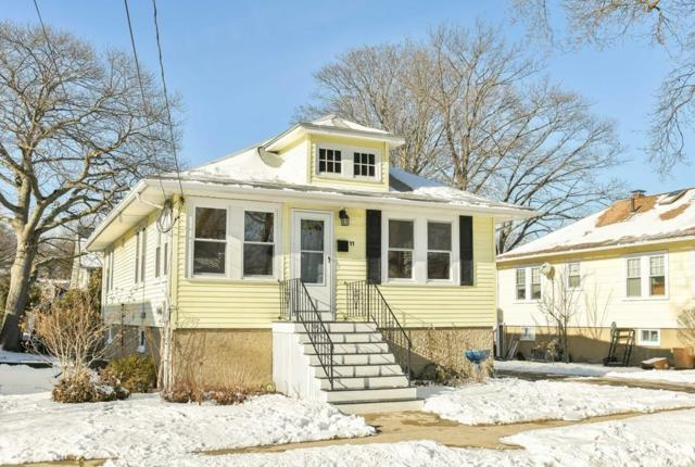 11 Exeter St, Quincy, MA 02170 (MLS #72281308) :: Hergenrother Realty Group