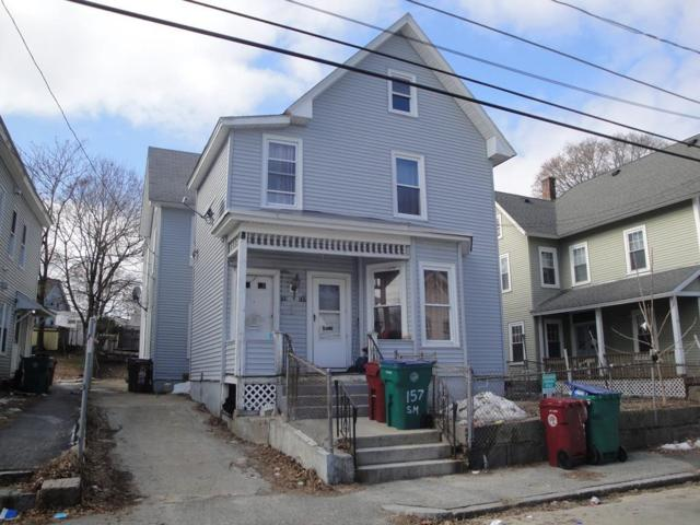 157 Smith Street, Lowell, MA 01851 (MLS #72281778) :: Driggin Realty Group