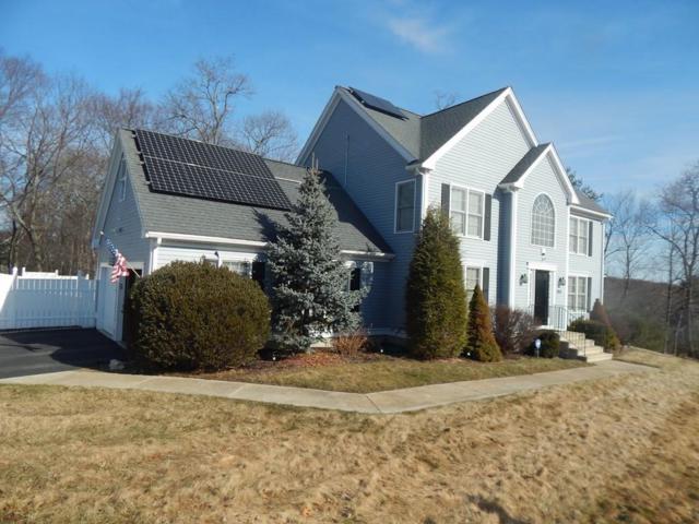 968 Marston Rd., Northbridge, MA 01588 (MLS #72284257) :: Welchman Real Estate Group | Keller Williams Luxury International Division