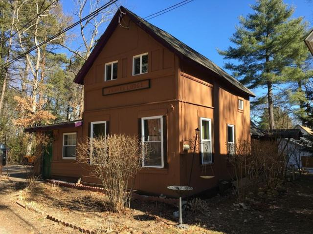 60 Laurel Park #60, Northampton, MA 01060 (MLS #72285818) :: Westcott Properties