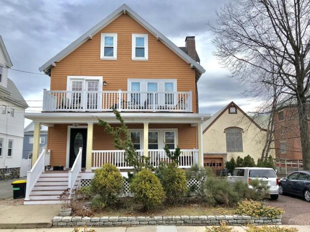 9 Windsor St, Arlington, MA 02474 (MLS #72286080) :: Westcott Properties