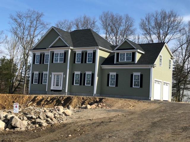Lot 4 Union Meadows Road, Franklin, MA 02038 (MLS #72287609) :: Goodrich Residential