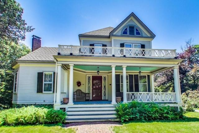 348 Boston Post Road, Weston, MA 02493 (MLS #72288505) :: Commonwealth Standard Realty Co.