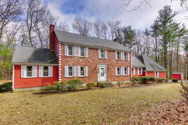 84 Ann Lee Road, Harvard, MA 01451 (MLS #72289710) :: Commonwealth Standard Realty Co.