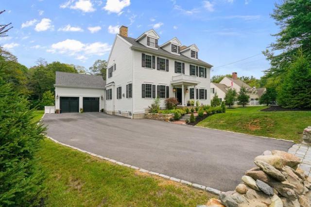 10 Bradlee Rd, Milton, MA 02186 (MLS #72289745) :: Westcott Properties