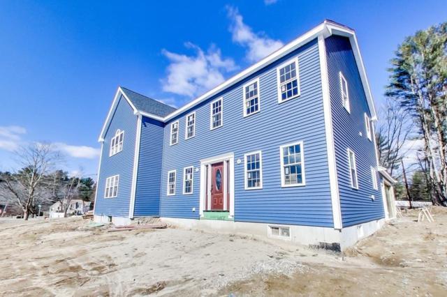 1440 Plymouth Street, Bridgewater, MA 02324 (MLS #72292800) :: ALANTE Real Estate