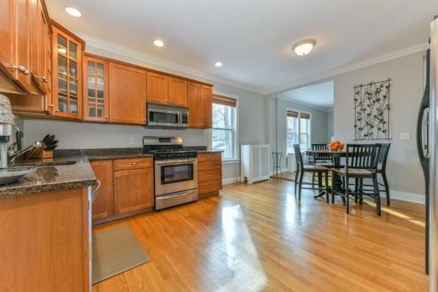 180 Chestnut Avenue #1, Boston, MA 02130 (MLS #72292920) :: The Gillach Group