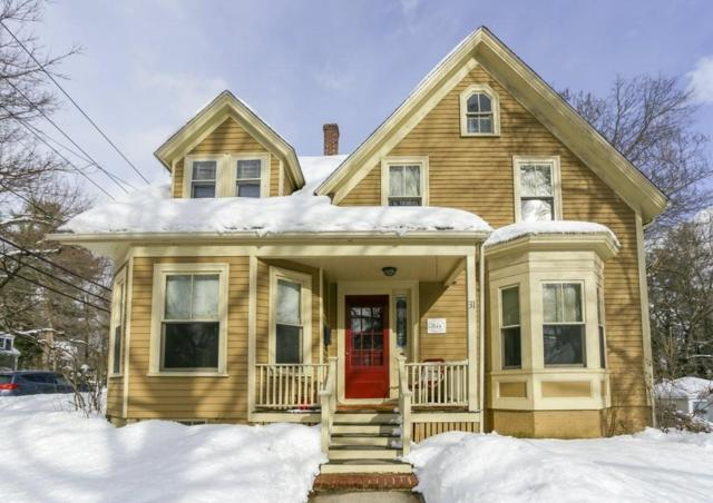 31 Curve St, Wellesley, MA 02482 (MLS #72293522) :: The Gillach Group