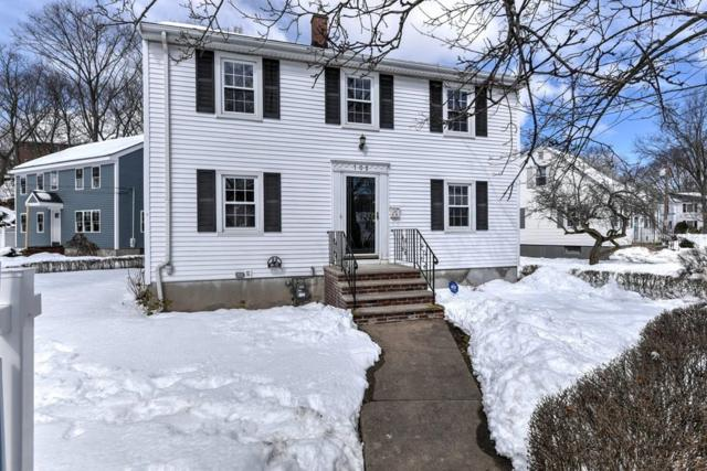 105 Westmoor Rd, Boston, MA 02132 (MLS #72293879) :: The Gillach Group