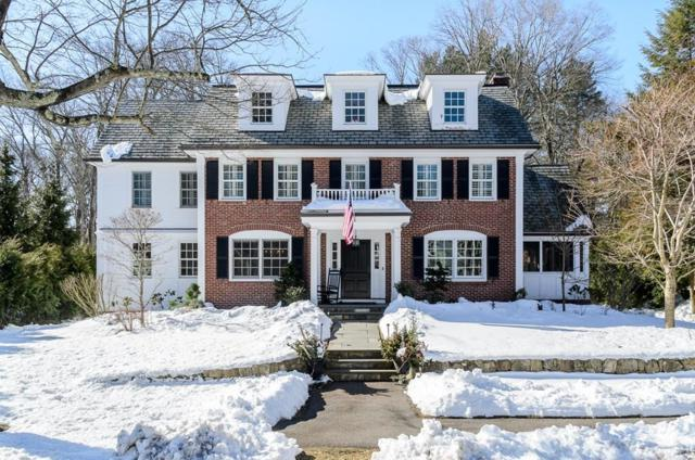 25 Kenilworth Rd, Wellesley, MA 02482 (MLS #72295003) :: The Gillach Group