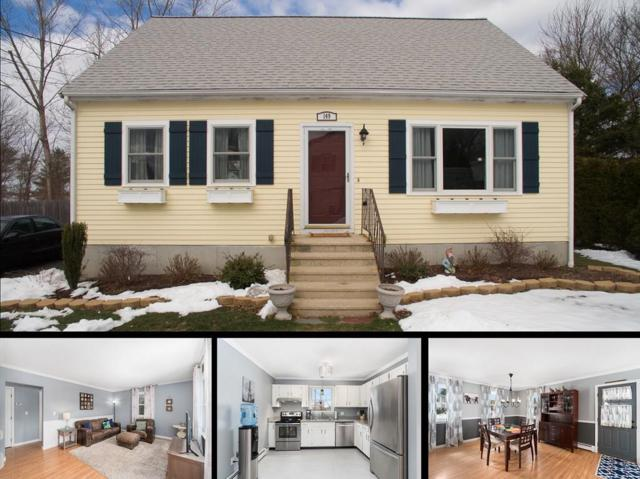 149 Hathaway Commons Rd, Fall River, MA 02720 (MLS #72295034) :: Westcott Properties