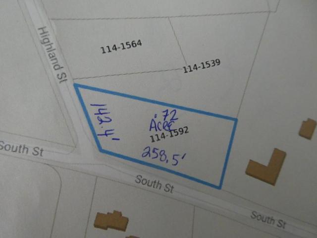 M114/L1592 Highland Street, Middleboro, MA 02346 (MLS #72295232) :: ALANTE Real Estate