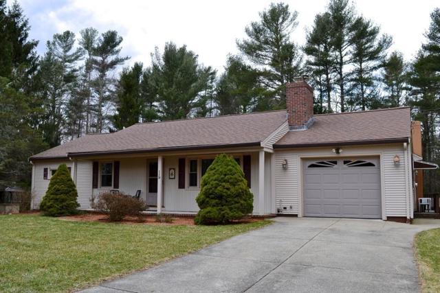 119 Sarah Sherman Rd, Rochester, MA 02770 (MLS #72295322) :: ALANTE Real Estate