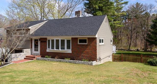225 Whiting Street, Hingham, MA 02043 (MLS #72295394) :: ALANTE Real Estate
