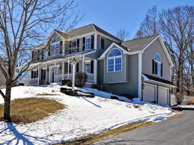 1071 Lincolnshire Dr, North Attleboro, MA 02760 (MLS #72295444) :: Anytime Realty