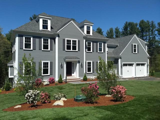 3 Willow Lane, Bedford, MA 01730 (MLS #72296142) :: Trust Realty One