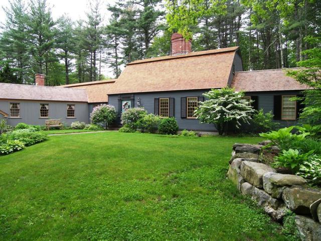 7 Melendy Hollow, Amherst, NH 03031 (MLS #72298457) :: Goodrich Residential