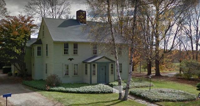 19 South Main Street, Petersham, MA 01366 (MLS #72299897) :: Apple Country Team of Keller Williams Realty