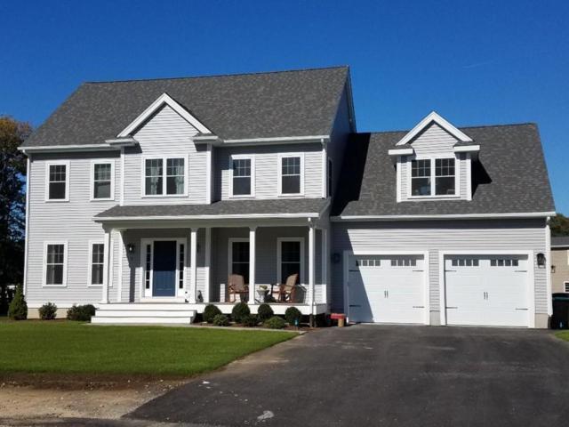 Lot 4-1 Kelly Lane, Brockton, MA 02301 (MLS #72301943) :: Vanguard Realty