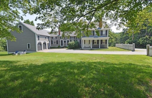 9 Old Littleton Road, Harvard, MA 01451 (MLS #72303863) :: ALANTE Real Estate