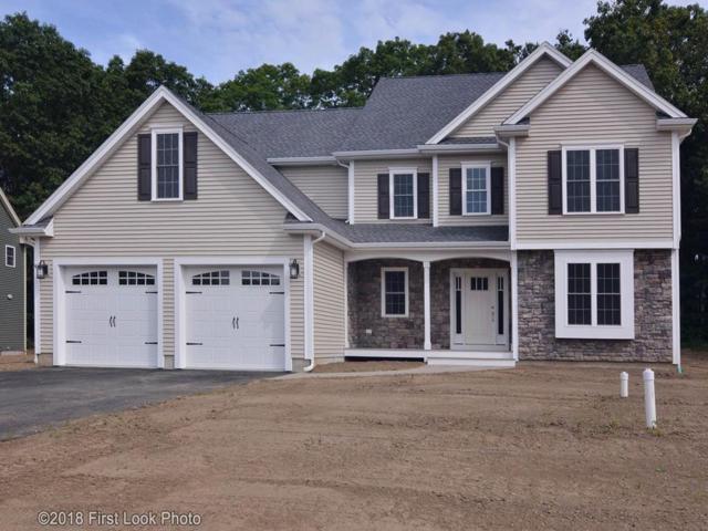 44 (Lot 4) Ashden Court, Attleboro, MA 02703 (MLS #72305218) :: Vanguard Realty