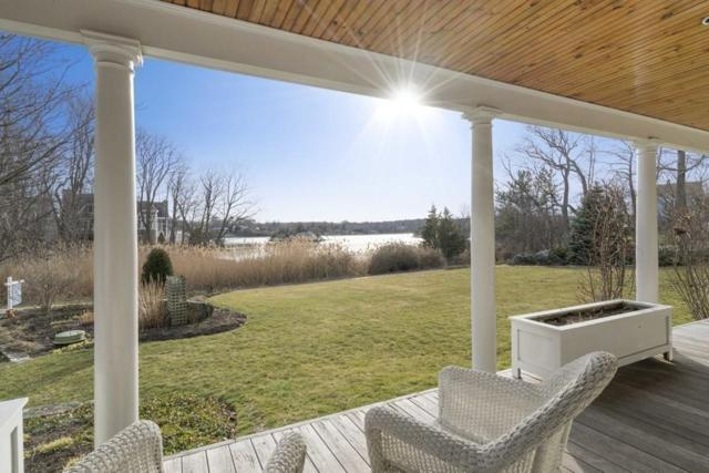 92 Beach St, Cohasset, MA 02025 (MLS #72307222) :: Goodrich Residential