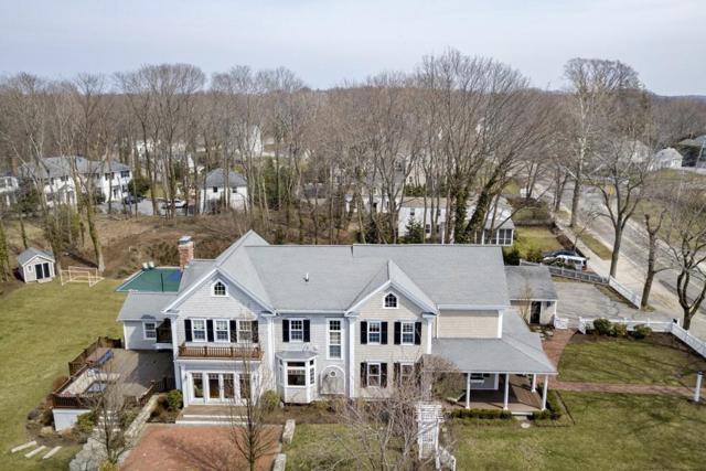 164 N Main St, Cohasset, MA 02025 (MLS #72308516) :: Keller Williams Realty Showcase Properties