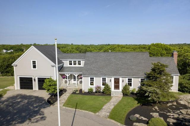 2 Foundry Falls Rd, Hingham, MA 02043 (MLS #72309144) :: Apple Country Team of Keller Williams Realty