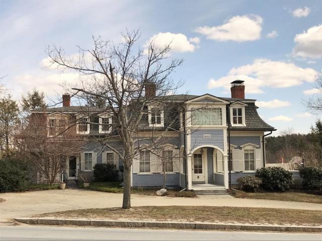 8 Ayer Road, Harvard, MA 01451 (MLS #72309478) :: ALANTE Real Estate